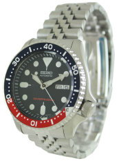 Buy Seiko Automatic Diver Men S Stainless Steel Strap Watch Skx009K2 Seiko