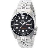Seiko Black Dial Automatic Divers Watch Skx013K2 Price Comparison