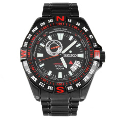 Compare Price Seiko Men S Stainless Steel Strap Watch Ssa113J1 On Singapore