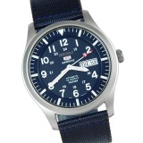 Great Deal Seiko Men S Nylon Strap Watch Snzg11K1