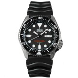 Where To Shop For Seiko Automatic Diver S Men S Resin Strap Watch Skx007J1