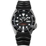 Price Seiko Automatic Diver S Men S Resin Strap Watch Skx007J1 Seiko New