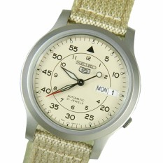 Deals For Seiko Auto 5 Men S Stainless Steel Watch Snk803K2