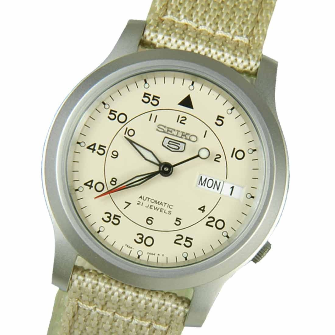 Buy Seiko Watches Online Automatic Lazada Sun043 5 Military Mechanical Self Winding Nylon Strap Mens Watch Snk803k2