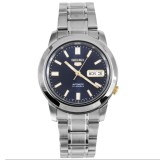 Price Seiko 5 Men S Silver Stainless Steel Strap Watch Snkk11K1 Seiko Singapore