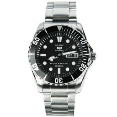 Latest Seiko Watch Silver Stainless Steel Case Stainless Steel Bracelet Mens Watch Nwt Warranty Snzf17K1