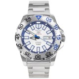Wholesale Seiko 5 Sports Automatic Men S Silver Stainless Steel Strap Watch Srp481K1