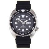 The Cheapest Seiko Prospex Turtle Automatic Divers 200M Men S Black Silicone Strap Watch Srp777J1 Online