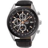 Seiko Ssb183P1 Chronograph Black Dial Analog Men S Watch Best Price