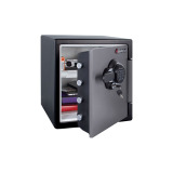 Best Rated Sentrysafe 34 8Cu Litres Electronic Fire Waterproof Safe Sfw123Gtc