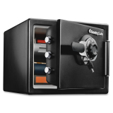 Who Sells Sentrysafe Sfw082Dtb Fire And Water Proof Combination Safe 22 8 Lits The Cheapest