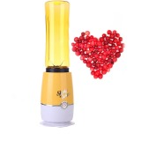 Buy Shake N Take 3 Multi Functional Household Juicer Smoothie Blender Mini Fruit Extractors Juicers Yellow