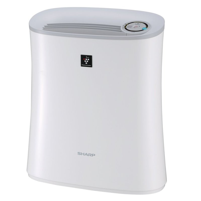 Sharp FP-F30E-H  21m² Plasmacluster Air Purifier - Gray Singapore