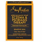 Sheamoisture African Black Soap Eczema Psoriasis Therapy Medicated Cleansing Bar Online