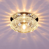Shifan Led Ceiling Light Recessed 5W 10Cm Warm Light Gd 057 Creative Lamps Aisle Fixtures Entrance Corridor Lights Lower Price