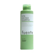 Brand New Shiseido Fuente Vita Voltage Shampoo 300Ml For Hair Thinning And Greying