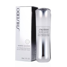 Buy Shiseido White Lucent Total Brightening Serum 30Ml Cheap On Singapore