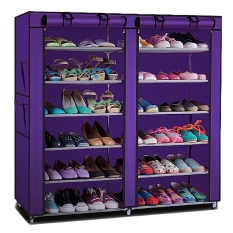 Shoppy Shoe Rack with Oxford Cover