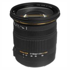 Sale Sigma 17 50Mm F 2 8 Ex Dc Os Hsm Zoom Lens For Nikon Dslrs With Aps C Sensors Sigma Online