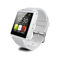 Singbuy U8 Bluetooth Smart Watch White Reviews