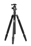 Price Comparisons Of Sirui T 004Kx Black Aluminium Tripod C10S Black Ballhead