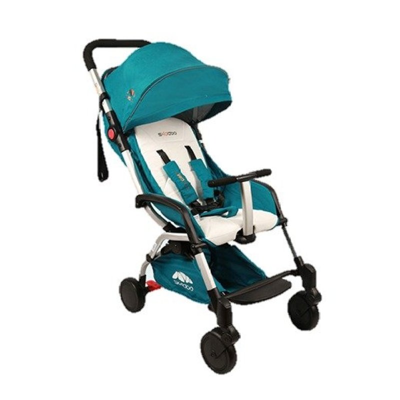 GNK  Fold and Go Stroller (Lake Blue) Singapore