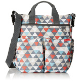Price Compare Skip Hop Duo Signature Diaper Bag Triangles