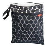 Skip Hop Grab And Go Wet Dry Bag Onyx Tile Compare Prices