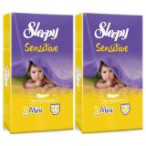 Buy Sleepy Diaper 2 Packs Sale Mini S 3 6Kg 160 Pcs Sleepy Diaper