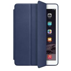 Who Sells Smart Cover Case Original Flip Fundas Leather Cases For Ipad Mini 2 3 Retina Case For Apple Logo Ipad Mini Case Drak Blue
