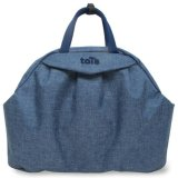 Cheapest Tots By Smartrike Ch*ck Melamge Bag Blue Online