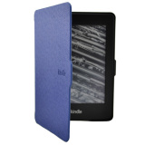 Cheap Smart Ultra Slim Magnetic Case Cover For Kindle Paperwhite Screen Film Deep Blue Online