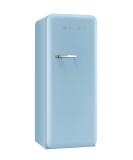 Price Smeg 256L 50 S Retro Style Refrigerator Pastel Blue Fab28Raz1 2Yrs Warranty Smeg Online