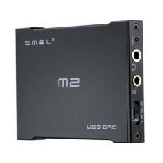 Get Cheap Smsl M2 Headphone Amplifier External Dac Decoder Sound Card Black