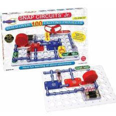 Price Comparison For Snap Circuits Jr Sc 100 Electronics Discovery Kit