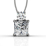 Review Snowman Pendant Zirconia From Swarovski® Her Jewellery