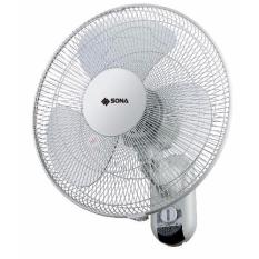 Price Comparisons Sona 16 Wall Fan Sfw 1520