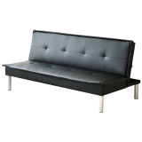 Low Price Blmg Sonia Sofabed Black Free Delivery