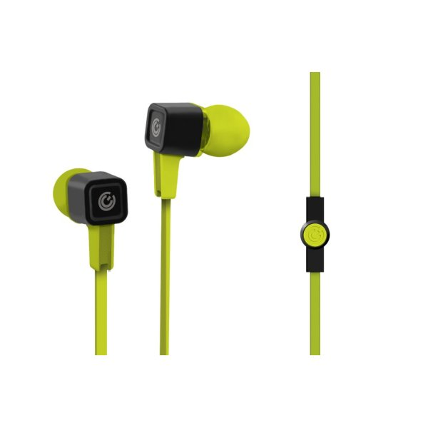 SonicGear Airplug 300 Neo In Ear Headphone (Green) Singapore
