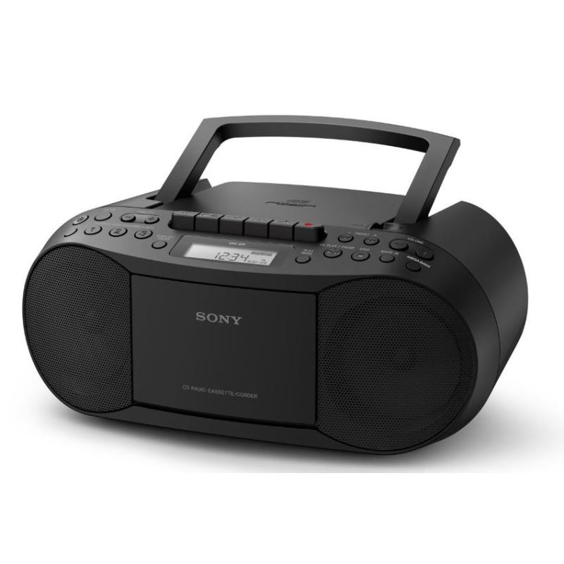 Sony CFD-S70 CD/Cassette Boombox with Radio Singapore