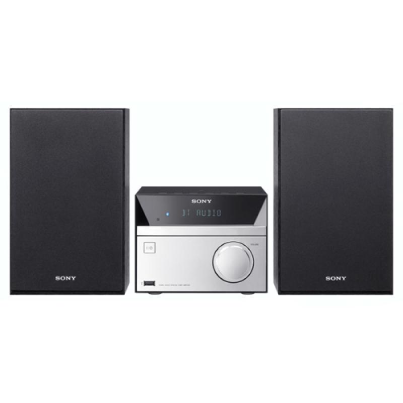 Sony CMT-SBT20 Hi-Fi System Player (Black) - Intl Singapore
