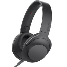 Buy Sony Mdr 100Aap On Ear Headphone Black Online