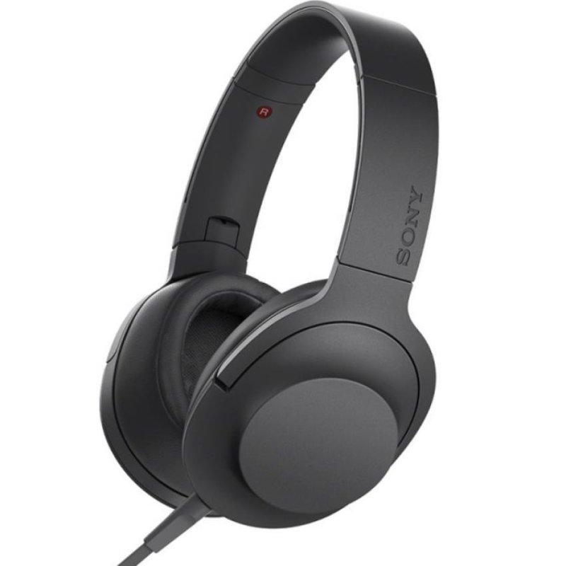 SONY MDR-100AAP On-ear Headphone (Black) Singapore