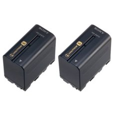 Sale Sony Np F970 L Series Info Lithium Battery 2 Pack Sony Original