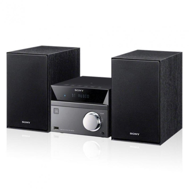 Sony Singapore CMT-SBT40D Compact Hi-Fi with a built-in CD/DVD player Singapore
