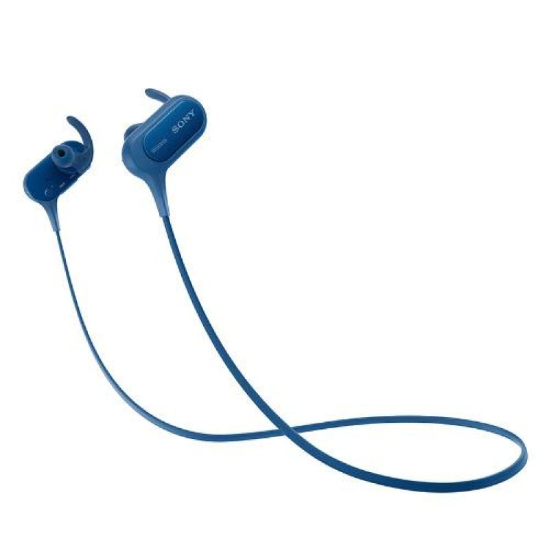 Sony Singapore MDR-XB50BS EXTRA BASS™ Sports Bluetooth® In-ear Headphones (Blue) Singapore