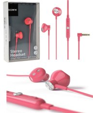 Lowest Price Sony Sth30 Headset Pink