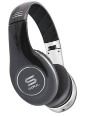 Discount Soul By Ludacris Sl150 On Ear Headphone Chrome Black Soul On Singapore