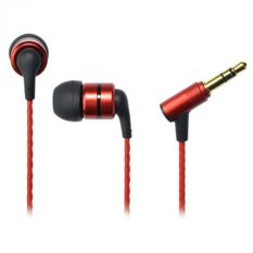 Sale Soundmagic E80 In Ear Monitor Red On Singapore