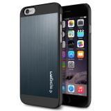 Spigen Aluminum Fit Metal Slate Case For Iphone 6 6S 4 7 Singapore
